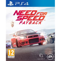 PS4 Need for Speed Payback Standard Edition