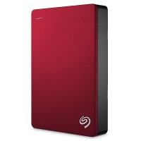 Seagate Backup Plus portable drive 5TB (STDR5000303) Red