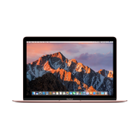 MacBook (12 inch) (Intel Core M5, 1.2GHz, 8GB RAM, 512GB Flash Storage) (Rose Gold)