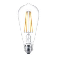 Philips ST64 E27 7-70W WW CL D APR LED Classic