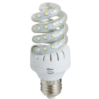 PowerPac PP6009WW 9W Warm White Twisted LED Bulb