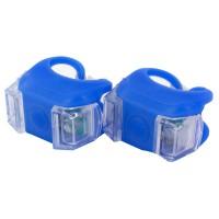 PLG B1 LED Light For Bicycle (Blue)
