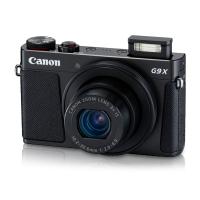 Canon PowerShot G9X Mark II Camera (Black)