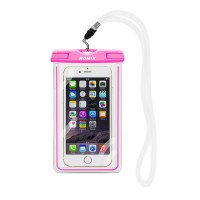 PLG Waterproof Bag (Hot Pink)