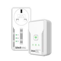 Aztech 500Mbps Homeplug (HL117EP/HL117EW)