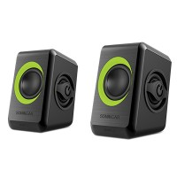 SonicGear Quatro 2 Mini Speaker (Green)