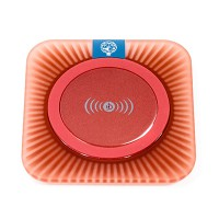 PRS K2 Wireless Charger(Red)