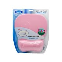 PRS MF-01 Memory Foam Mouse Pad (Pink)