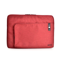 Agva LTB323 [15-inch] Heritage Laptop Cover (Red)