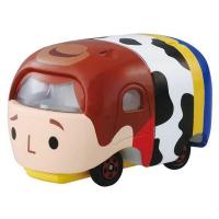 Tomica Disney Motors Tsum Tsum Woody