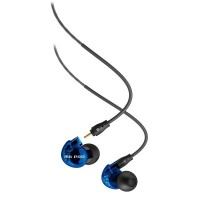 [Limited Edition] MEE Audio M6 Pro Earphones + Mic (Blue)