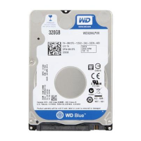 WD Blue Mobile Hard Disk Drive (320GB - 7MM)