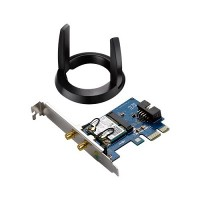 Asus PCE-AC55BT - Dual-Band Wireless AC1200 Bluetooth 4.0 PCI-E Adapter