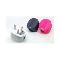 Mckal 3Pin USB Adapter UK (MM392PK) (Pink)
