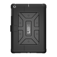 UAG iPad (2017) Metropolis Case (Black)