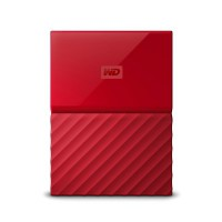 WD MY PASSPORT 4TB WDBYFT0040BRD (RED)