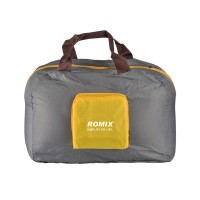 Romix Travel Collapsible Handbag (Grey)
