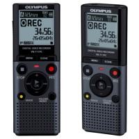 Olympus Voice Recorder 8GB (WS-853) (Black)
