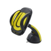 PLG H-01 One-Touch Car Mount (Yellow)