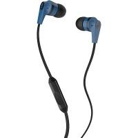 SkullCandy Inkd Earphones (Blue/Black)