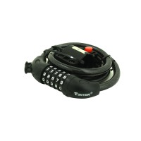PRS RH361 Bicycle Lock (Black)