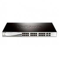 D-Link DGS-1210-28-Port Layer 2 Smart Managed Gigabit PoE Switch