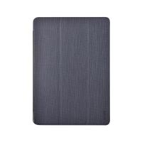 Vouni iPad [9.7 inch - 2017] Vogue Flip Case (Black)