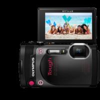 Olympus Stylus Tough TG-870 Camera (Black)
