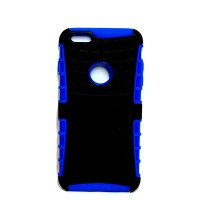 PLG iPhone 6 Plus IP18 Sporty Case with Stand (Black)