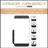 Redmonster [RMAA-IP87-AFCB IPH - 7/8]  Armor Full Tempered Glass (Black)