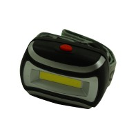PLG RH381 Bicycle Headlight (Black)
