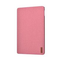 Devia iPad [9.7 inch - 2017] Flax Flip Case (Pink)