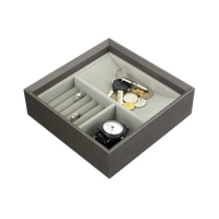 Agva ST-14 Stackable Valet Tray