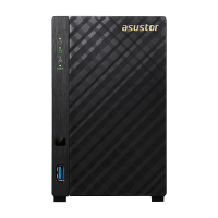 Asustor AS3102T 2 Bays NAS (Dual Core, 1.6GHz, 2GB, HDMI USB 3.0)