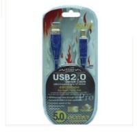 Atake USB2.0 1.8M Mini 5 Pin 24K Gold Cable