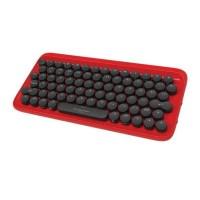 Elysium DOT Keyboard (Red Black)