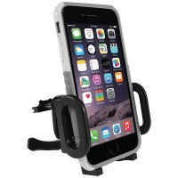 Macally Fully Adjustable Car Vent Mount Holder for iPhone / Smartphones (MCARVENT)