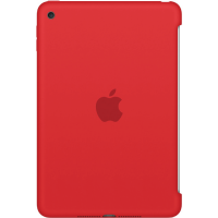iPad mini 4 Silicone Case (Red)