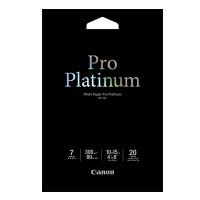 Canon PT-101 4R Photo Paper Pro Platinum