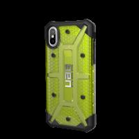 UAG iPhone X Plasma Case (Citron)