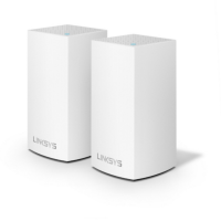 Linksys Velop WHW0102 AC2600 2-Pack