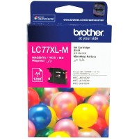 Brother Ink cartridge Magenta (LC77XL-M)