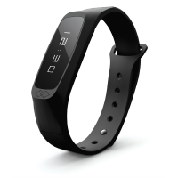 Oaxis OminiBand+ Fitness Tracker (Black)