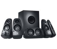 Logitech Z506 5.1 Speaker (Black)