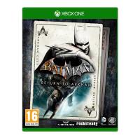 Xbox One Batman Return to Arkham (General)