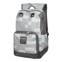 Minecraft Miner Backpack (Grey)