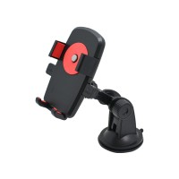PLG VCS-0033 One Touch car Mount (Red)