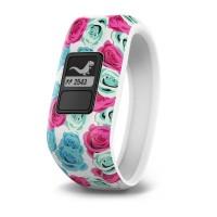 Garmin Vivofit Junior Fitness Tracker (Real Flower)