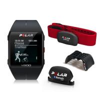 [Special Edition] Polar V800 GPS + HR Sports Watch (Red)
