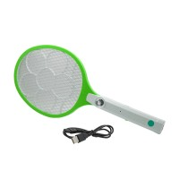 PRS USB Electronic Mosquito Swatter (Green)